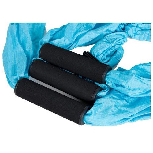 AGPtek Yoga Inversion Swing Sling - Blue 2