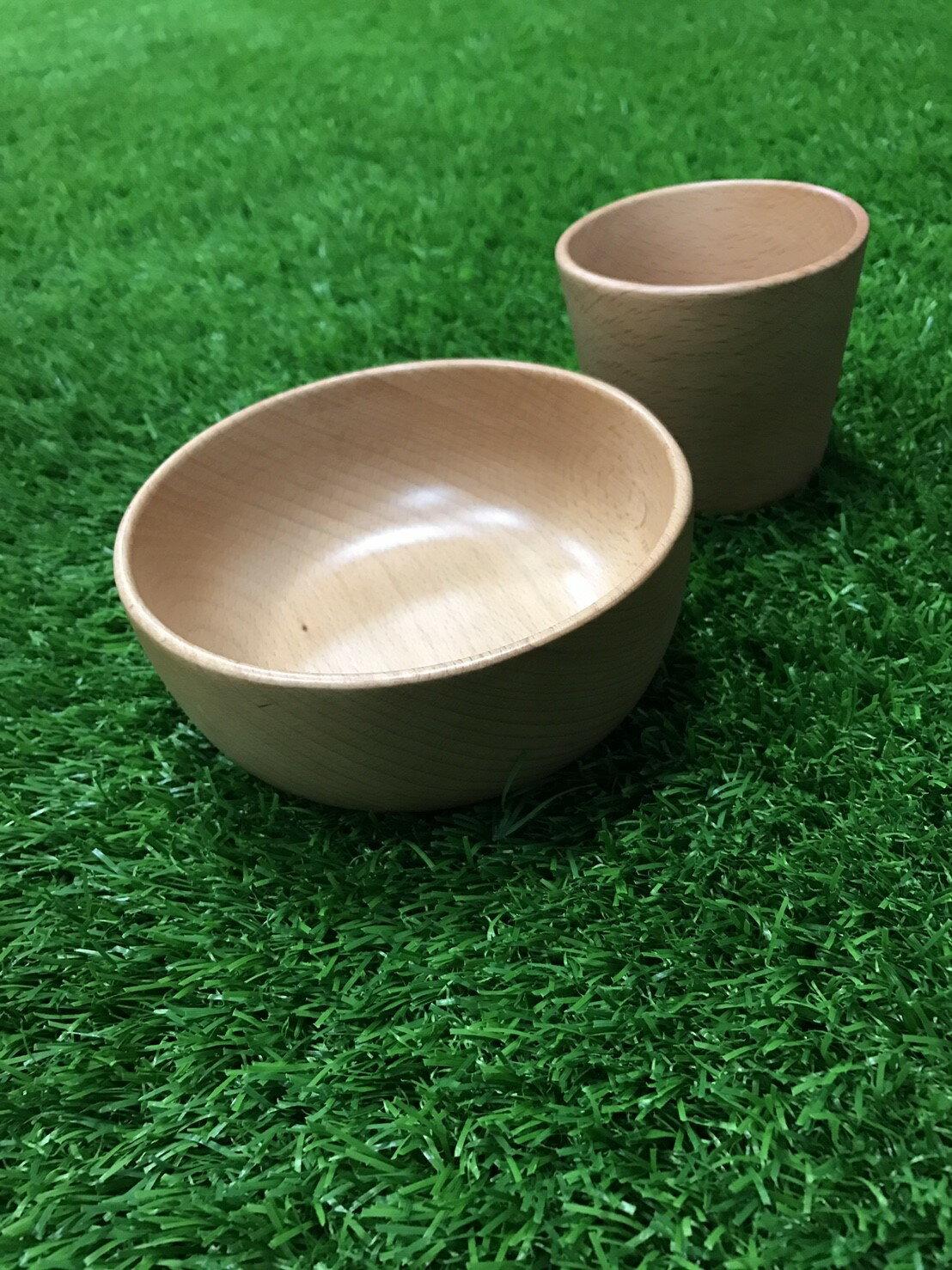 【野道家】sadomain 仙德曼 山毛櫸兒童碗 (WW749) 山毛櫸兒童杯 點心杯 (WW748)