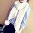 圍巾 素色毛球針織百搭披肩/圍巾【LQD260】 BOBI  10/20 0
