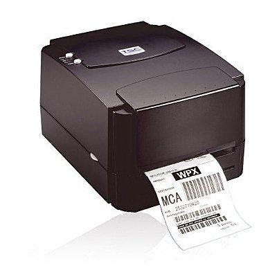 TSC TTP-244 PLUS 桌上型 熱感/熱轉式 條碼列印機 - 限時優惠好康折扣