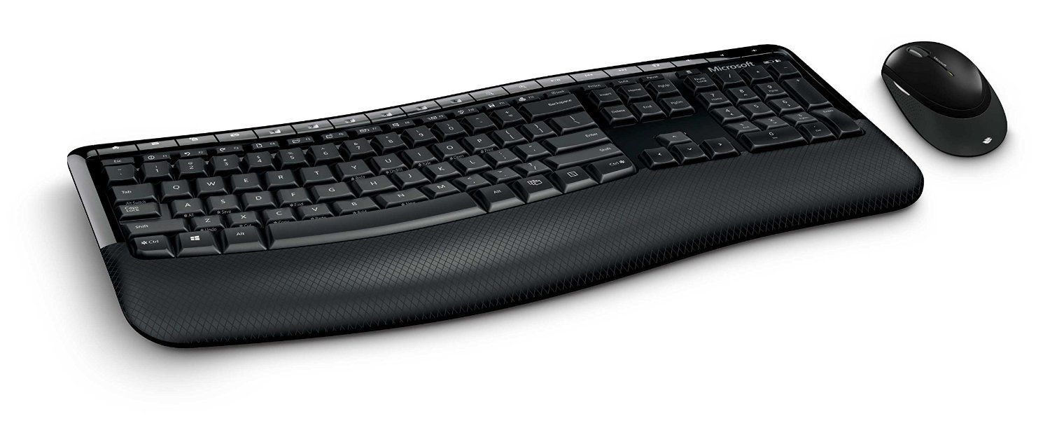 Microsoft Wireless 5000 Keyboard And Mouse Csd 00001 Wire Center 15 Million X High Gain 8220transistor8221 Aim Usa Comfort Desktop Rh Rakuten Com