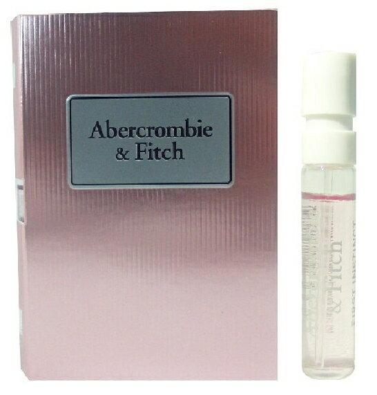 ABERCROMBIE & FITCH A&F同名經典女性淡香精 2ml 針管《Belle倍莉小舖》