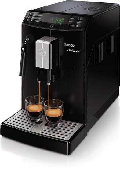 飛利浦Saeco全自動義式咖啡機HD8761【送電動奶泡棒+咖啡豆一包】