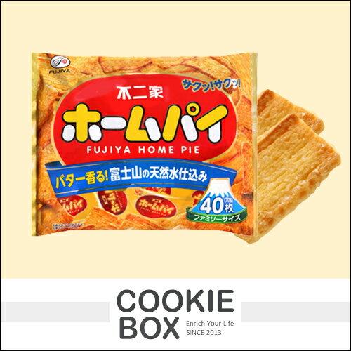日本 FUJIYA 不二家 千層派 200g 餅乾 經典 奶油香 鬆脆 多層次感 千層酥餅 家庭號 *餅乾盒子*