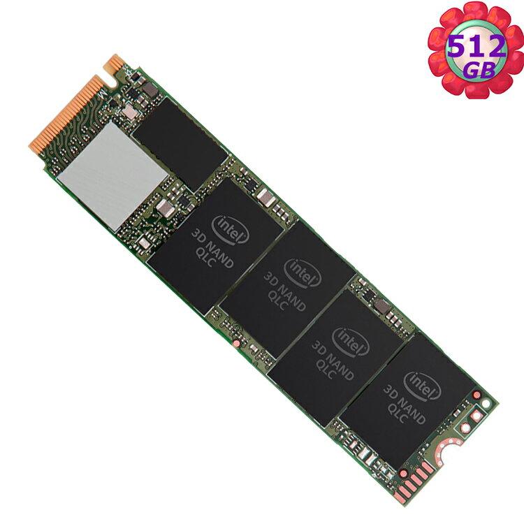 Intel 660p 512GB 512G SSD [SSDPEKNW512G8X1] PCIe M.2 2280 NVMe 固態硬碟