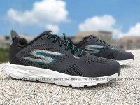 男性慢跑鞋到Shoestw【54117CCTL】SKECHERS 慢跑鞋 GO RUN RIDE 6 灰黑綠 透氣 男生尺寸就在鞋殿推薦男性慢跑鞋