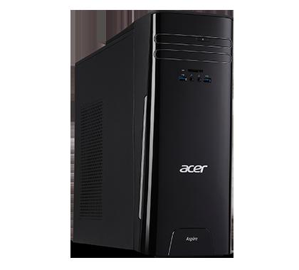 Acer Aspire TC Desktop  Intel i5-7400 3 GHz 12 GB Ram 2 TB HDD Win10Home 2