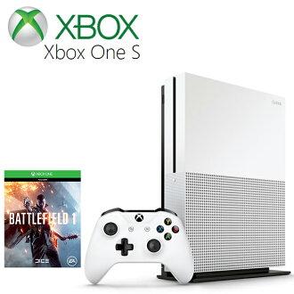 03/20-03/27 輸入優惠券代碼3C-10000滿10000 現折1000元 ★ Xbox One S《戰地風雲 1》版同捆 1TB 公司貨 12期0利率 免運
