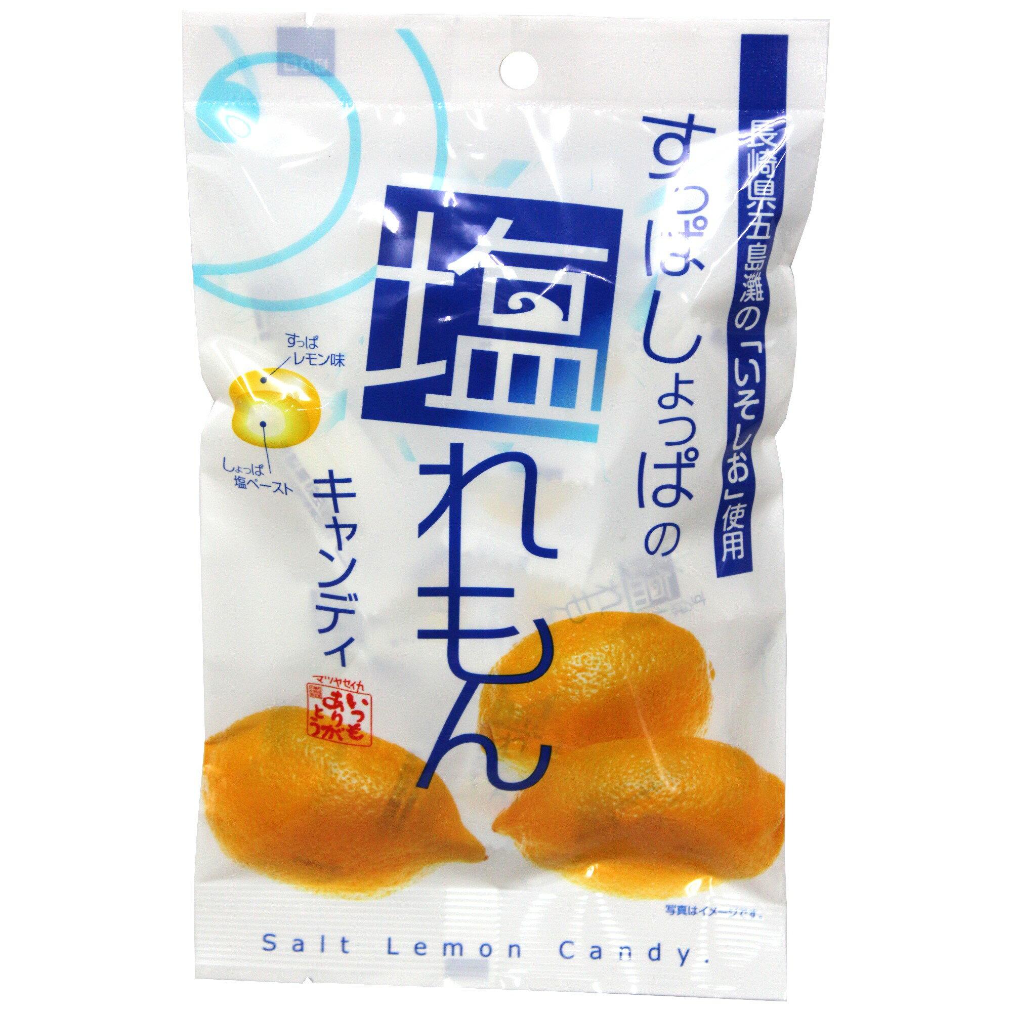 Matsuya 松屋鹽檸檬糖 100g