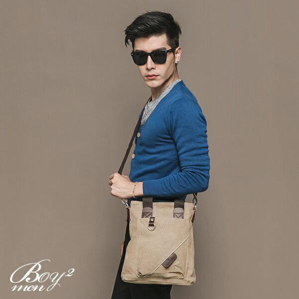 ☆BOY-2☆【NQA5054】紳士皮革手提包 1