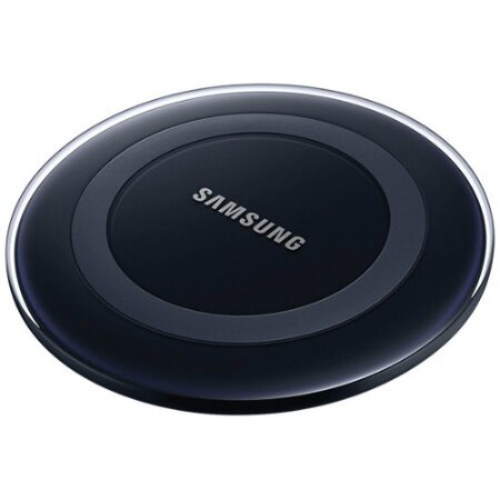"""Samsung Wireless Charging Pad - Black Sapphire Charging Pad"" 0"