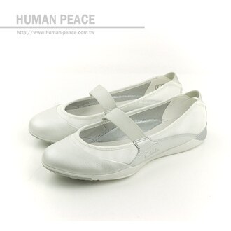 Clarks Amorie Dance 休閒鞋 米 女款 no680