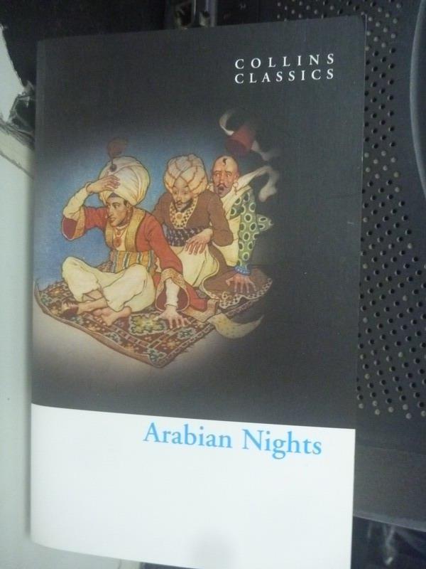 【書寶二手書T9/原文小說_IPV】Arabian Nights_Burton