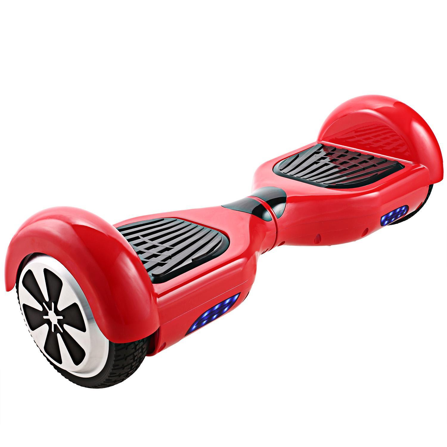 Self Balance Scooter Motorized 2 Wheel Self Hover Balance Board All-Terrain Tires Personal Hover Transporter 0