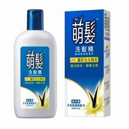 萌髮566 洗髮精 柔順控油型 400g/瓶◆德瑞健康家◆