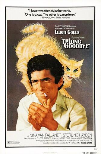 The Long Goodbye Us Poster Art Elliott Gould 1973 Movie Poster Masterprint (8 x 10) 867089bbad03d6849d0290041c7cd664