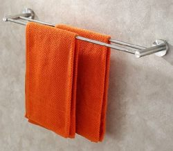 衛浴配件專賣 正304不鏽鋼(砂光) 雙桿毛巾架(吊衣桿)  香皂盤 衛生紙架 置衣架 毛巾架 浴室配件 飯店等級