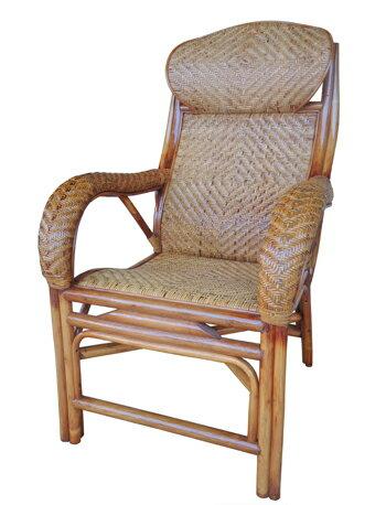 【MSL】皇家尊爵雙護腰藤椅 1