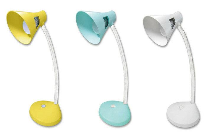 ◤A級福利品‧數量有限◢ SAMPO 聲寶 LED 護眼檯燈 LH-U1103EL 三色可選