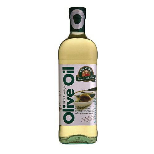 桂格得意的一天清淡橄欖油1L【愛買】