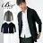 ☆BOY-2☆【OE075】長版外套 韓系素面針織薄外套 0