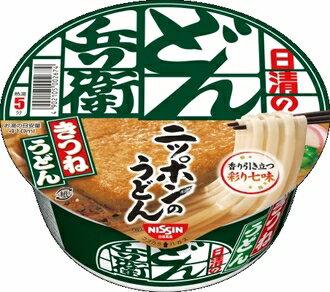 日清兵衛碗麵-豆皮 95g (綠)