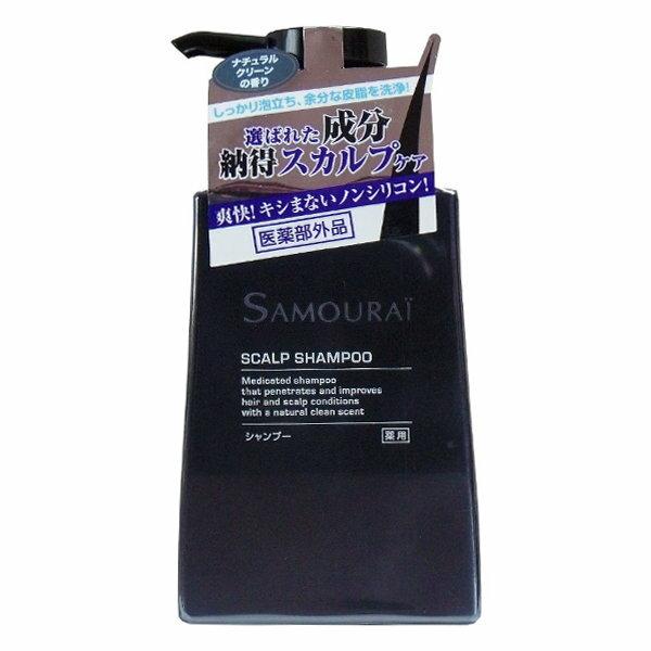 SAMOURAI MENS'洗髮精 300ml