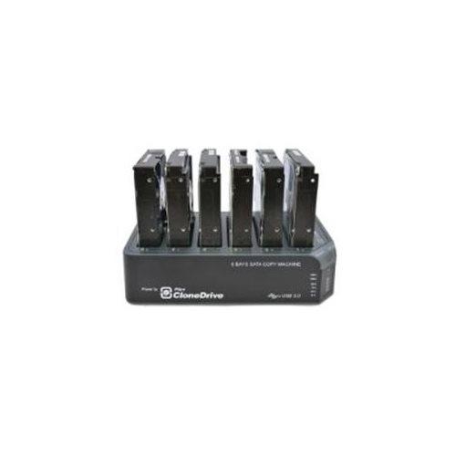 "2.5"" 3.5"" USB 3.0 High Speed 6 bay SATA Hard Drive SSD Clone Machine Docking Station Duplicator 55784e9a5b04c73092d28f51d6a9ebd0"