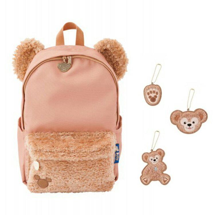 PGS7 日本迪士尼系列商品 - 東京 迪士尼 海洋 樂園 限定 達菲 Duffy 後背包 另有 雪莉玫【SID7852】