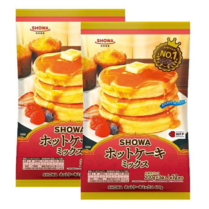 日本-昭和鬆餅粉-600g包