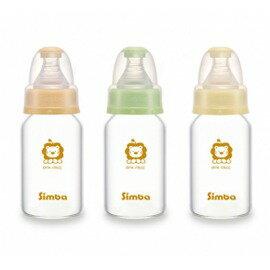 Simba小獅王辛巴 - 超輕鑽標準玻璃小奶瓶 120ml (一支)
