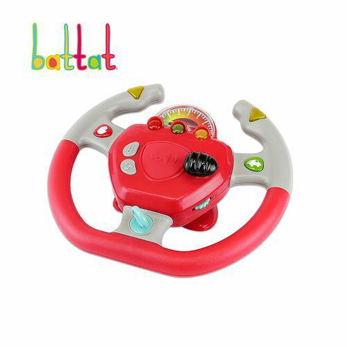 美國【B.Toys】遛遛公路方向盤BT2525Z★衛立兒生活館★