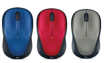 【迪特軍3C】Logitech 羅技 公司貨 無線滑鼠 M235 精巧且領先時尚