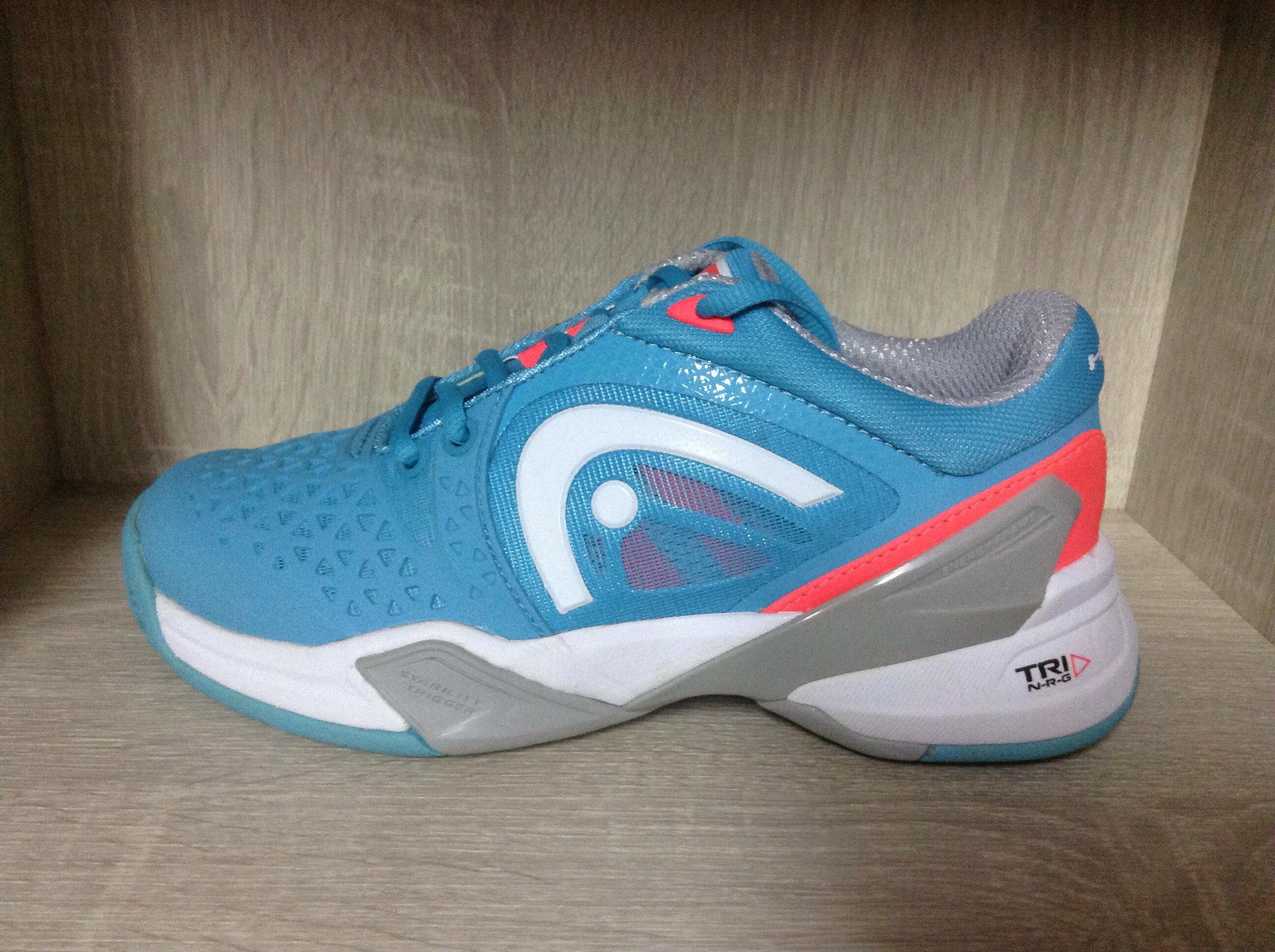 Head Revolt Pro專業女網球鞋