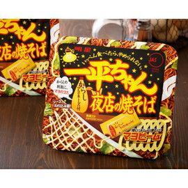 日本《明星》夜店炒麵#日本必買&裡面附有美乃滋*好吃方便的享受~原味/明太子
