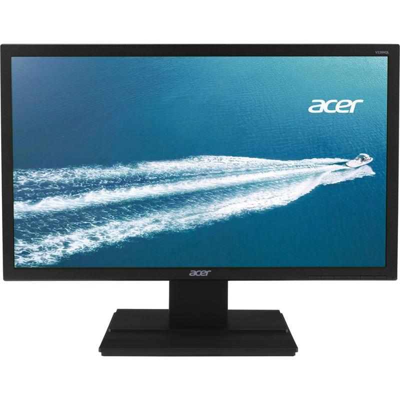 "Acer 21.5"" Widescreen LCD Monitor Display Full HD 1920 x 1080 5 ms|V226HQLBBD 0"