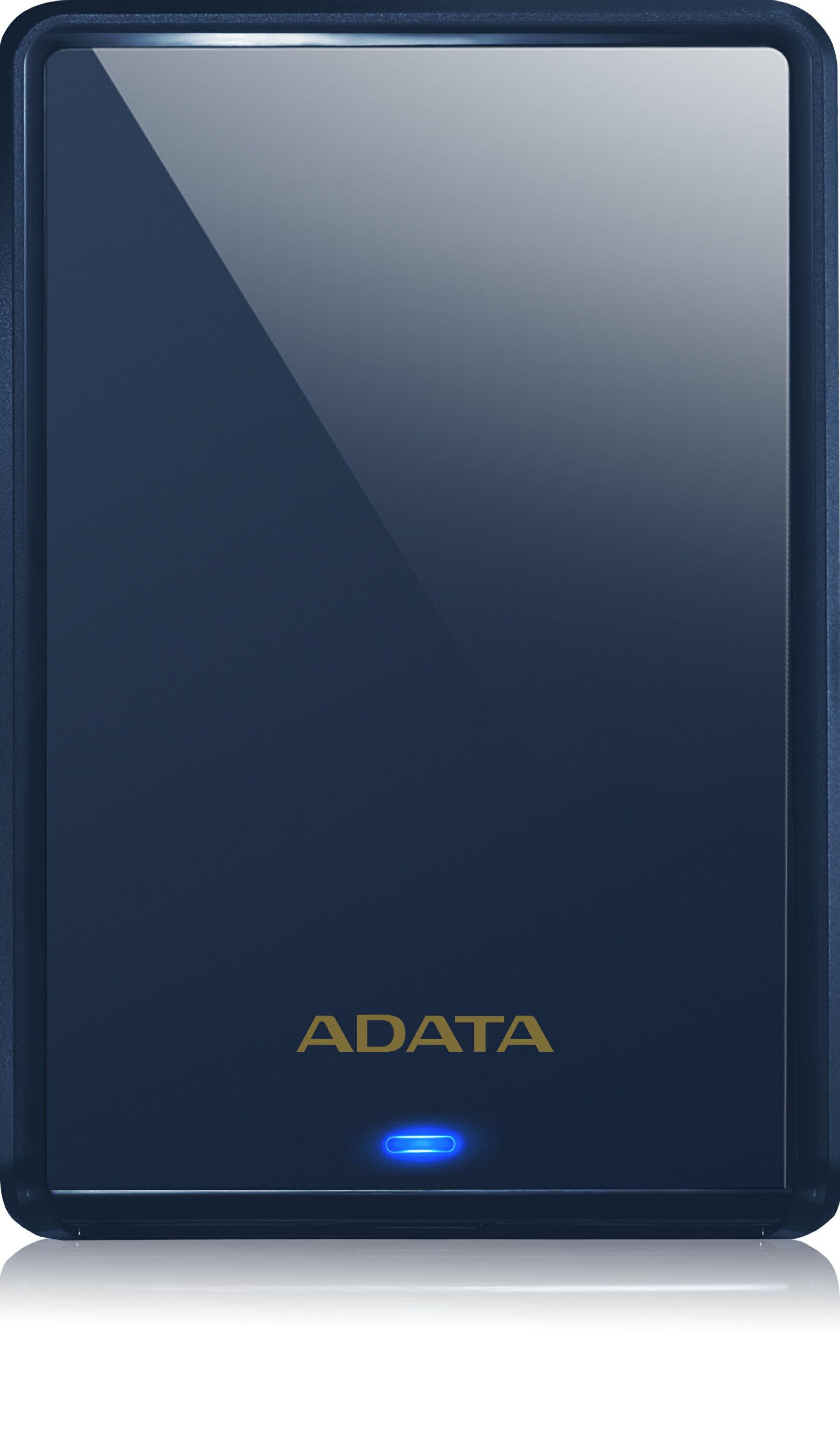 ADATA HV620S Slim USB 3.0 External HDD 1TB - Blue (AHV620S-1TU3-CBL) 1