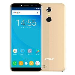 G-PLUS 5.5吋智慧型手機F53 - 金【愛買】
