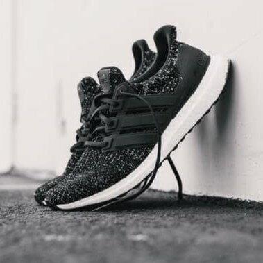 ADIDAS ULTRA BOOST BLACK OREO 慢跑鞋