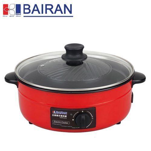 【威利家電】】【0利率+免運】白朗韓式烤肉鍋 / 燒肉 / 鐵板烤肉 / 烤盤 FBPR-D18