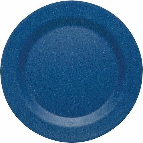 《NOW》Ecologie竹纖維餐盤(深藍20cm)