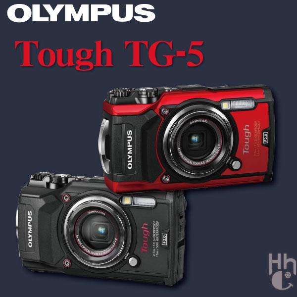 ➤【和信嘉】OLYMPUS TG-5 防水相機(紅) tg5 耐寒 耐摔 耐撞 耐衝擊 公司貨 原廠保固一年