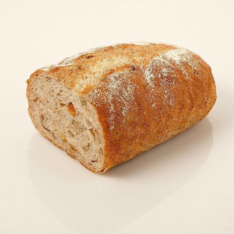 桔子堅果麵包 410g3% (無油無糖)