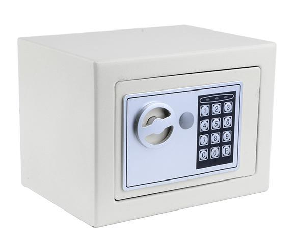 Electronic Safe Security Box with batteries 2