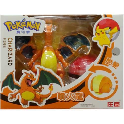 《 寶可夢 》 寶可夢變形系列-噴火龍 東喬精品百貨