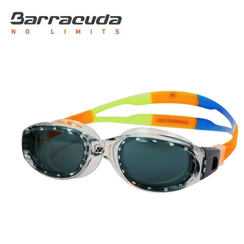 美國巴洛酷達Barracuda成人運動型抗UV防霧泳鏡 MANTA JR #14220 1