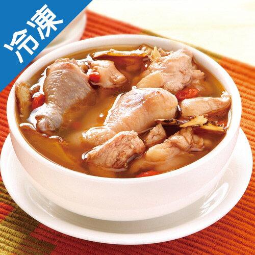 饗城麻油雞1000g+-5%碗【愛買冷凍】