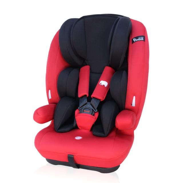 【YoDa】第二代成長型兒童安全座椅(3色)適合9個月~12歲 汽座-米菲寶貝 4
