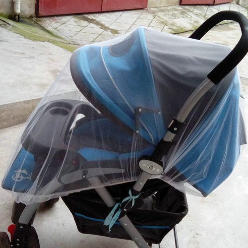 寶寶推車蚊帳 加大加密嬰兒車全罩蚊帳