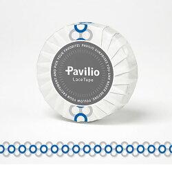 【日本Pavilio】  風格膠帶 Standard系列 F-ST21WB 優雅泡泡(藍) / 捲